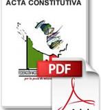 Descarga el Acta constitutiva de la Fedeacion Nacional de Pesca Deportiva