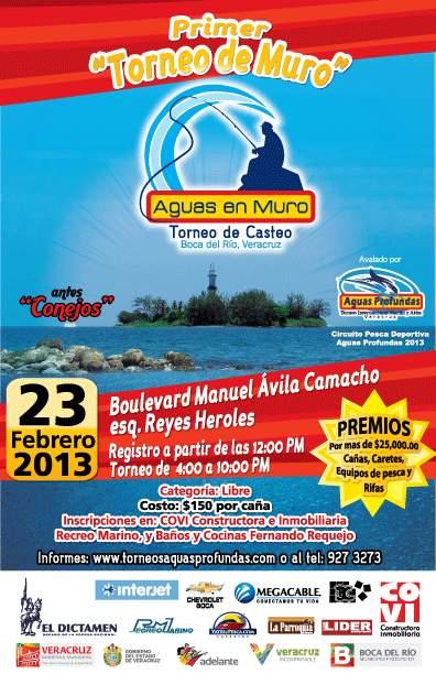 Torneo Muro Veracruz