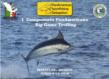 1er. Campeonato PanAmericano Big Game Trolling